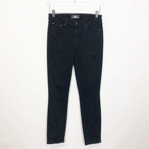 The Castings Black Skinny Ankle Jeans Aritzia 28
